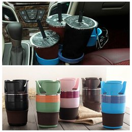 multi drink cup holders Australia - Multi Function Car Organizer Auto Sunglasses Drink Cup Holder Keys Phone Storage Cup Practical Interior Accessories DDA361