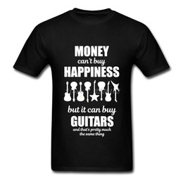 Wholesale Guitar Clothes - Mens T-Shirts Guitars Best For Sale Letters Tees Shirts 80s Design t shirt Adult Clothes