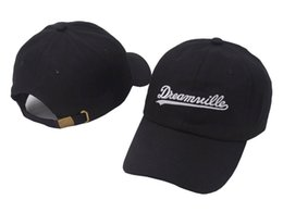 dcddda11bdb01 Dreamville J cole Designer Curved Visor Hip Hip Snapback Hats Men Summer  Cotton Baseball Cap Women Outdoor Peaked Cap Sports casquette Caps