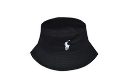 Wholesale good sun hats for men - Fashion 2018 bucket cap Foldable Fishing Caps polo Bucket cap Beach Sun Visor Sale Folding Man Bowler Cap For Mens Womens Good quality