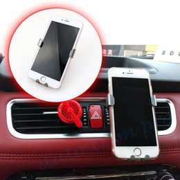 gps cradle holder Rabatt Universal Car Motor Innen Zubehör Air Vent Cradle Halterung Ständer Fit Für Handy GPS Unterstützung Halter Trim
