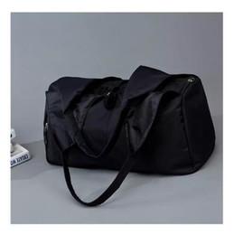 2019 sacs à main en cuir bleu ciel Nouveau sac de grande capacité en nylon sac de voyage pour femmes imperméable sac de voyage pour hommes sac de voyage interchangeable rose
