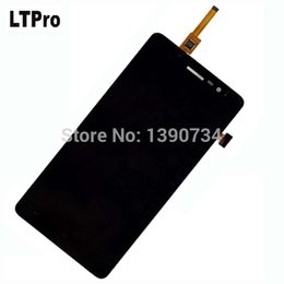 Wholesale Replacement Works - LTPro 100% GOOD Working Top Quality LCD Display + Touch Screen Digitizer Assembly For Lenovo S860 Repair Replacement Part