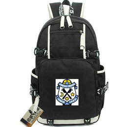 Practice magpie backpack Jubilo Iwata school bag Cool Football club daypack  Soccer schoolbag Out door laptop rucksack Sport day pack f24b68d00e392