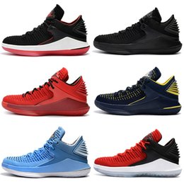 Wholesale High Speed Threading - 2018 New Arrival Retro 32 Low Flights Speed Westbrook Basketball Shoes for High quality Mens Airs 32s White Gatorade Sports Sneakers US 7-12