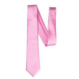 Gestrickte krawatten männer online-Mens Ties Mode Seidenkrawatte Schlanke Krawatten Für Männer Krawatte Mann Solide Hochzeit Casamento Masculinas Gestrickte Dünne Krawatte E-004