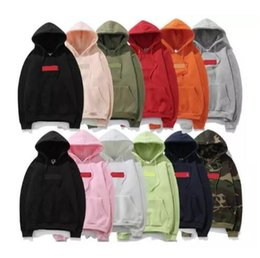 Wholesale Gd Hoodie - Kanye West high quality Embroidery Fear of God Hoodies men women Sport Hoodie Justin Bieber palace GD Hip hop Free Shipping
