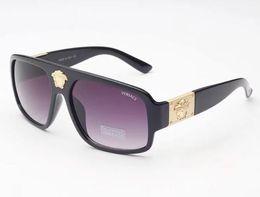 2019 металлический ящик памяти 2018 высокое качество Марка солнцезащитные очки мужская мода доказательства солнцезащитные очки дизайнер очки для женщин мужские солнцезащитные очки 2711
