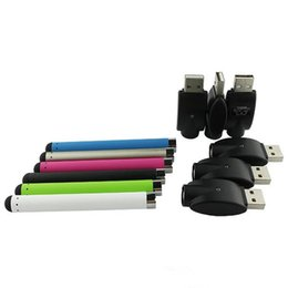 Ручка власти онлайн-электронная сигарета зарядное устройство usb e сигарета ego 2 в 1 беспроводное зарядное устройство Power bank bud сенсорный аккумулятор USB 510 резьба vape pen