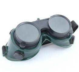Óculos de proteção industriais novos do copo de Steampunk dos óculos de proteção de segurança dos soldadores do corte da soldadura supplier welder goggles de Fornecedores de óculos de soldador
