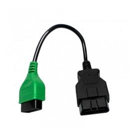 Wholesale Fiat Ecu - Fiat ECU Scanner Diagnostic Tool Full Set Cables Free Shipping