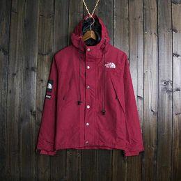 Caliente al aire libre primavera otoño chaquetas Andes los hombres del norte mono de una capa abrigo cortaviento cara chaqueta Cremallera Hoodies su666pe desde fabricantes