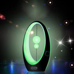 2019 interruttori a pressione USB Lampada notturna ricaricabile 2W Lampada da tavolo a 4 colori Luce notturna per bambini in ABS e comando interruttore a pressione interruttori a pressione economici
