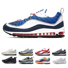 aa27f32857db Discount beach rubber shoes - Cheap 98 98s shoe South Beach Thunder Blue  Gundam Cone Mens