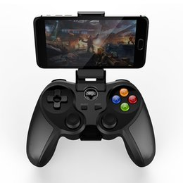Iphone sin hilos del androide del regulador del juego del bluetooth online-Ipega 9078 Wireless Bluetooth Gamepad PC Universal Smart Game Controller Joystick para Android / Iphone Phone ipad Gamesir Joypad