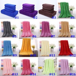 Wholesale Home Furniture Glass - New Cleaning Cloths Fast Drying Water Uptake Auto Clean Towels Superfine Fiber Kitchen Cleanliness Beauty Salon Towels 30*70cm FBA HH7-799