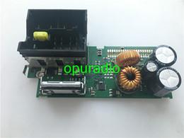Rádio vw original do carro on-line-Placa original do amplificador de poder PARA a série do LCD da série do diodo emissor de luz de VW RNS510 NavigationBoard
