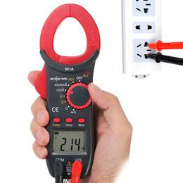 medidores de resistencia Rebajas RICHMETERS RM901A Multímetro digital Medidor de corriente de corriente 4000 Cuenta con voltaje de rango automático Tester Resistencia de frecuencia Capacitancia