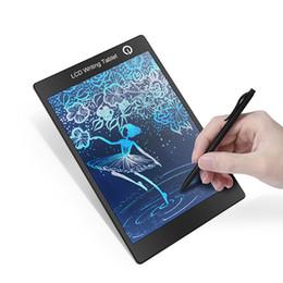 Canada 9.7 pouces écran LCD coloré tablette à dessin planche à dessin tablette pad bloc-notes graphiques numériques tablette numérique écriture graphique tableau coloré cheap ir electronics Offre