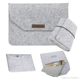 New Slim Hot Fashion laine douce feutre manches sac Flip Handle portable anti-rayures cas pour Macbook 11/12/13/15 pouces ? partir de fabricateur