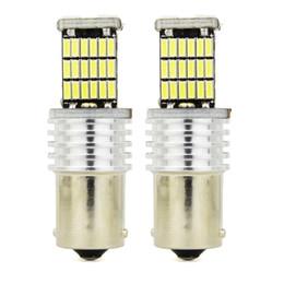 Sans erreur 680LM 1156 P21W BA15S 4014 45SMD lampe de décodeur Canbus allumer la lumière de la voiture avec une lampe à résistance LED clignotants ? partir de fabricateur