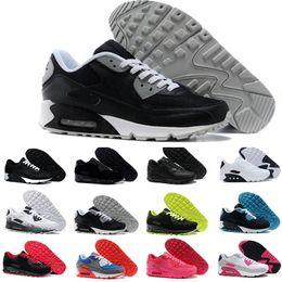 Nike air max airmax 90 Scarpe da ginnastica uomo Scarpe classiche da uomo e  da donna 90 Scarpe da corsa nere bianche bianche Scarpe da ginnastica  sportive ...