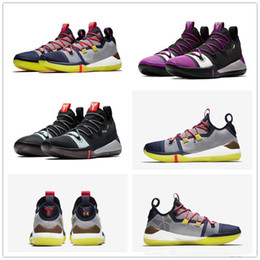the latest a4cee 71cc1 Kobe Exodus Lila Mamba Tag EP Segel Wolf Grau Orange Multi Farbe  Basketballschuhe Bryant Sneakers Größe 7-12 Mit Box rabatt kobe bryant  basketball shoes