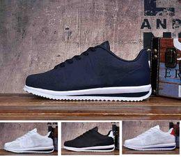 Serin CORTEZ ULTRA MOIRE moda erkekler için en kaliteli toptan Sneaker Koşu Spor Ayakkabı ABD Size7-11 nereden