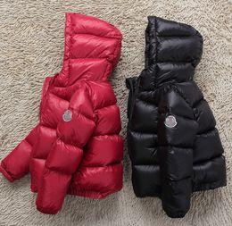Niños gore tex chaquetas online-Venta caliente caída shippinwinter abajo chaqueta parka para niñas niños abrigos 90% abajo chaquetas ropa para niños ropa de nieve niños prendas de abrigo