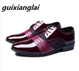 2018 Nuovi affari scarpe da uomo d affari extra-large commercio estero scarpe  da uomo di frontiera TAGLIA 38-48 79b9adb7596