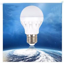 Wholesale Cheap 9w Led Lights - High Quality 3W 5W 7W 9W 12W LED Bulbs Energy-Saving Light E27 Base Globe Light Bulb Wholesale Cheap Lightings Lamp 220V-240V LLFA