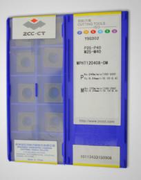 Wholesale Cnc Insert - CNC milling inserts, MPHT120408DM-YBG302
