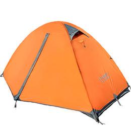 Argentina Al aire libre de una sola cubierta de doble puerta de aluminio al aire libre campo acampada carpa camping prevención supplier tents aluminum poles Suministro