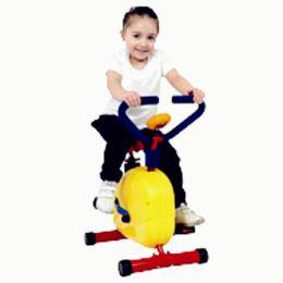 Argentina Regalos de Navidad regalos de buena calidad para niños, gimnasio, deportes en casa, equipos de gimnasia para niños, bicicletas de ciclismo en interiores cheap kids fitness equipment Suministro