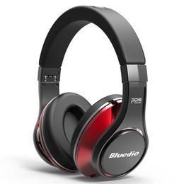 2019 high-end-bluetooth-headset Bluedio U UFO High-End Bluetooth-Kopfhörer Patentierte 8 Treiber HiFi Wireless Headset Unterstützt APTX und Sprachsteuerung rabatt high-end-bluetooth-headset