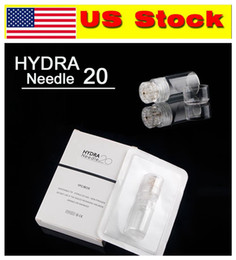 reusable bottles Promo Codes - US Stock! Hydra Needles Microneedles Applicator Bottle Serum Injection into Skin Reusable Skin Care Rejuvenation Anti-Aging Pigment Wrinkle