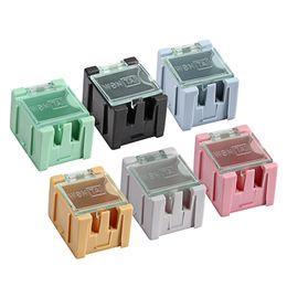 Canada Marque nouvelle en gros 25PCS / Lot en plastique antistatique composants électroniques SMD outil pièces boîte de rangement Offre