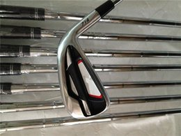Wholesale Forged Iron Sets - Brand New AP1 714 Iron Set Golf Clubs AP1 Golf Forged Irons 3-4-5-6-7-8-9-Pw R S-Flex Steel Shaft With Head Cover
