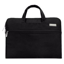 Wholesale Ultrabook Laptop Bag - Fashion Universal Laptop Ultrabook Notebook Skin Bag &for Macbook Air Pro Sleeve Case (Black 15 inch)