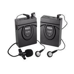 2019 боя-микрофон BOYA BY-WM5 Pro Wireless Lavalier Lapel Microphone System for DSLR Camera Camcorders Audio Recorder дешево боя-микрофон