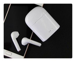 2019 écouteurs écouteurs HBQ I7 TWS Mini Écouteurs Bluetooth Sans Fil Invisible Casque Casque Avec Micro Stéréo Bluetooth 4.1 Écouteur pour iPhone x Android écouteurs écouteurs pas cher