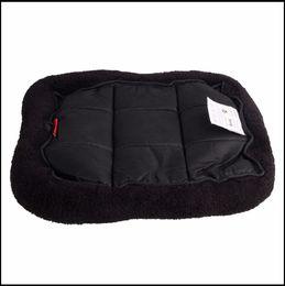 Enfriamiento del asiento online-Nuevo Verano Multiuso Seat Pet Dog Cat Cooling Pad Pad Sleeping Bamboo Bed Dog House Bed Cat Nest Funda de Asiento de Coche HXG069
