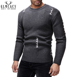maglioni di fusione di lana Sconti Maglia da uomo in misto cashmere lavorato  a maglia manica e562a0b7f88