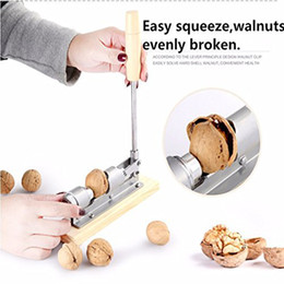Wholesale High Quality Nuts - Walfos High Quality Mechanical Sheller Walnut Nutcracker Nut Cracher Fast Opener Kitchen Tools Fruits And Vegetables