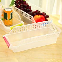 2019 кухонные стеллажи Kitchen Storage 1pcs basket Refrigerator Space Saver Organizer Slide Shelf Rack Rack Holder Storage dec26 дешево кухонные стеллажи