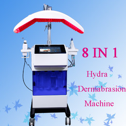 Wholesale used jets - Home use microdermabrasion hydro jet microdermabrasion Oxygen Spray Injector Ultrasound Improve the aging skin dull lack of flexibility