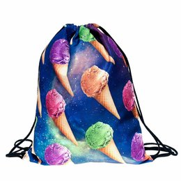 ice storage bag Promo Codes - Drawstring Bag Polyester Printing Ice Cream Fashion Style Teenagers Backpack  sc 1 st  DHgate.com & Ice Storage Bag Coupons Promo Codes u0026 Deals 2018 | Get Cheap Ice ...