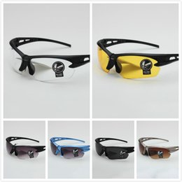 Wholesale Riding Cars - Hot Classic Retro Outdoor Sports Riding Glasses Bicycle Tram Battery Car Windproof Sun Glasses Anti-UV Anti-fatigue