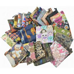 Wholesale Large Foldable Shopping Bag - Fashion Foldable Printing Pattern Reusable Shopping Bag Lightweight Polyester Portable Single Shoulder Large Bag Supermarket Storage Bag