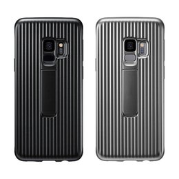 Wholesale ultimate protection - Phone Case For Samsung Galaxy S9 S9 Plus Back Cover Official Ultimate Protection Cell Phone Case With Clip For Samsung